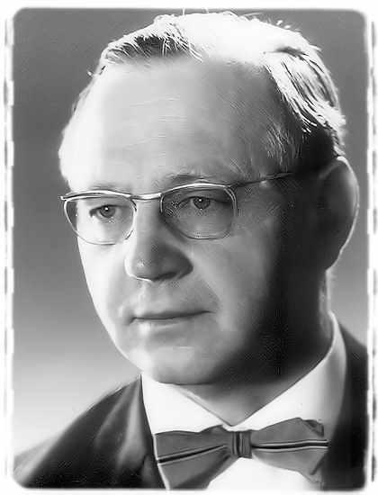 Portrait Hermann Schnell