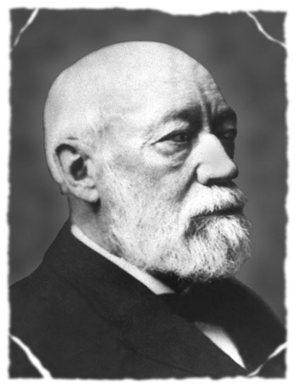 Portrait John Wesley Hyatt