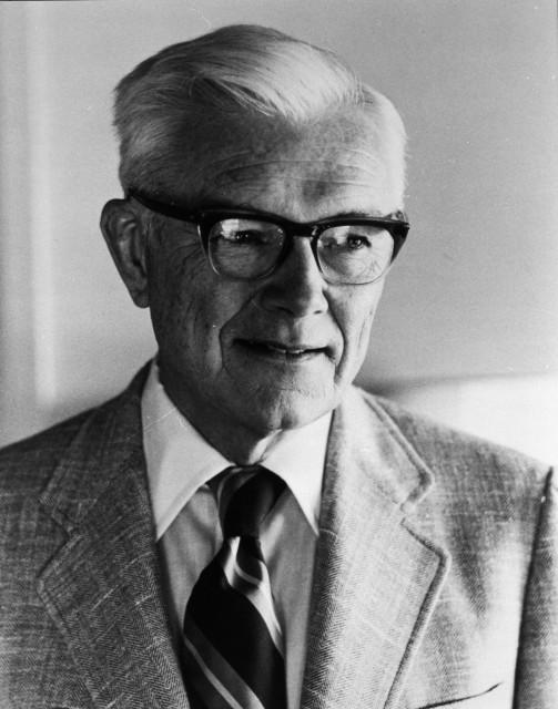 Portrait Paul John Flory