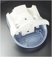 Hochwertiges Gehäusesystem für die Dentalmedizin aus Acrylnitril/Butadien/Styrol (ABS)