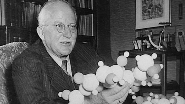 Hermann Staudinger 1881-1965. Makromoleküle